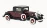 Packard 902 Standard Eight Coupe 1932 (dark red/black) (47105)