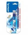 Pióro kulk. FriXion Clicker - niebieski 0.7 + wkłady