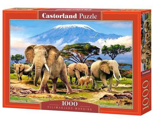 Puzzle Kilimanjaro Morning 1000 (C-103188)