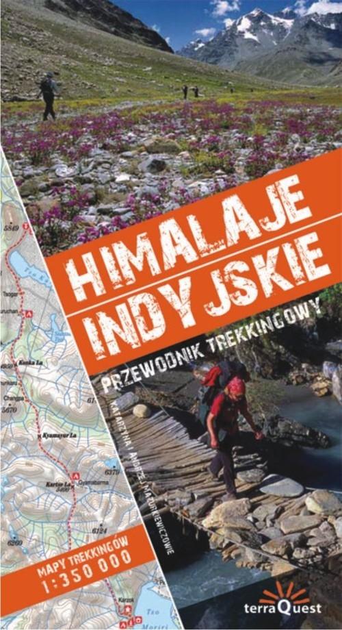 Himalaje indyjskie Przewodnik trekkingowy Mazurkiewicz Katarzyna, Mazurkiewicz Andrzej