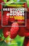 Egzotyczne rośliny owocowe do naszego ogrodu Wojciech Grzelak