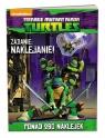 Wojownicze Żółwie Ninja Zadanie: naklejanie!
