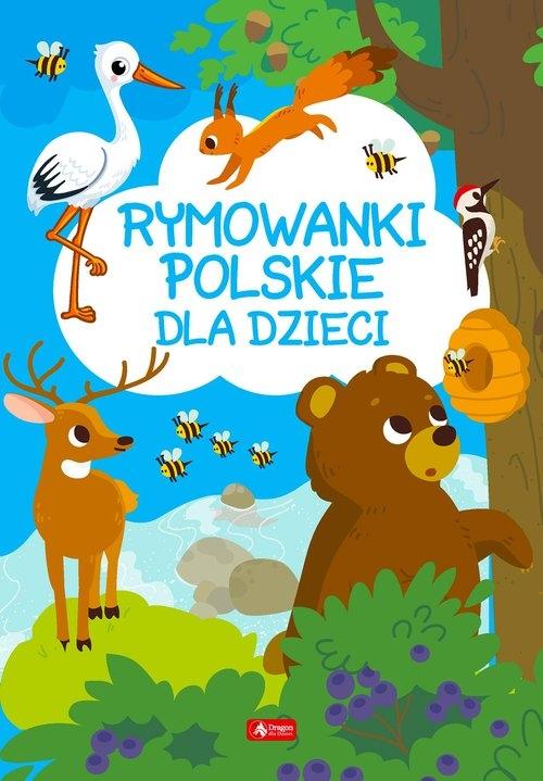 Rymowanki polskie dla dzieci opracowanie zbiorowe