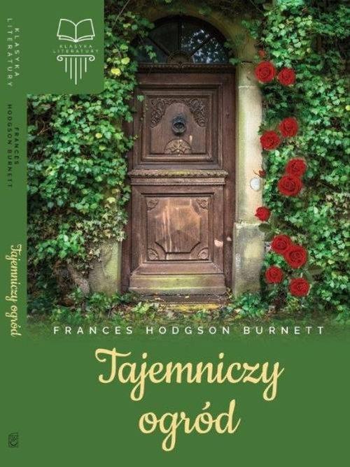 Tajemniczy ogród Burnett Frances Hodgson