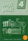 Między nami 4 język polski książka dla nauczyciela Szkoła podstawowa Łuczak Agnieszka, Murdzek Anna