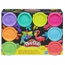 Play-Doh ciastolina 8-pak neonowy