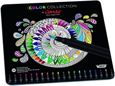 Flamastry Conte Color Collection 20 kolorów