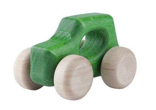 Samochodzik Mini-UK Zielony