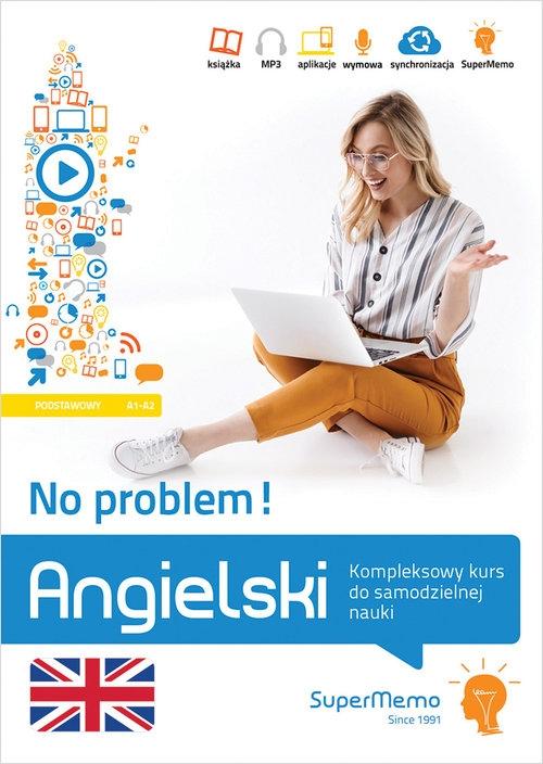 Angielski No problem! Kompleksowy kurs A1-A2 do samodzielnej nauki Krzyżanowski Henryk