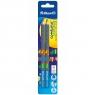 Ołówki Combino, 2 szt. - niebieskie