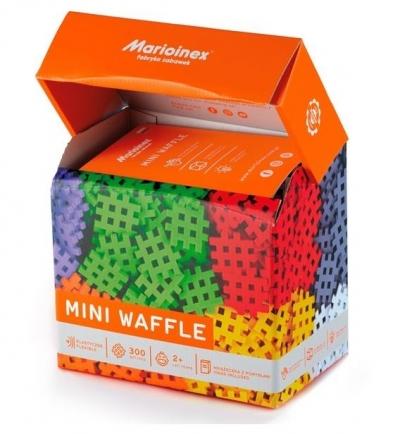 Klocki Mini Waffle - 300 elementów (902189) (OUTLET - USZKODZENIE)