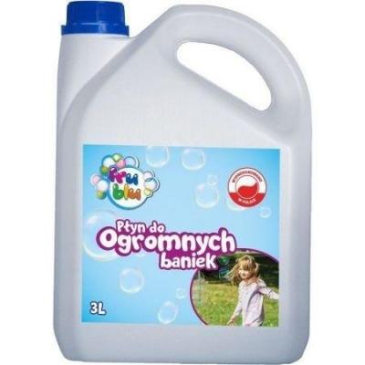 Fru Blu - Płyn do baniek 3 litry (DKF8217)