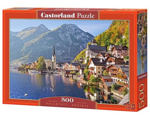 Puzzle 500: Hallstatt Austria (52189)