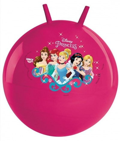 Piłka skacząca 500mm - Princess