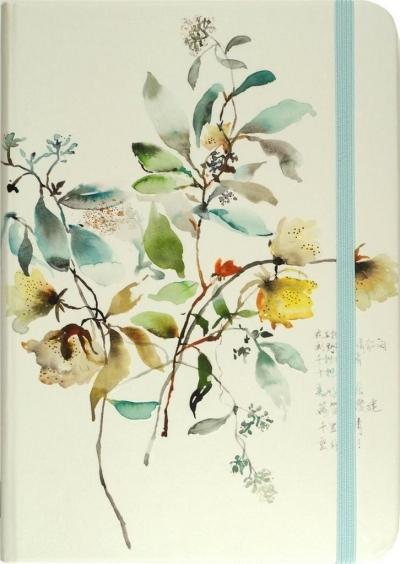 Notatnik mini Azjatycki Botaniczny