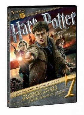 Harry Potter i Insygnia Śmierci. Część 2. Edycja kolekcjonerska (3 DVD)