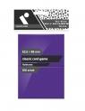 Koszulki CCG fioletowe 63,5x88 (100sztuk) REBEL