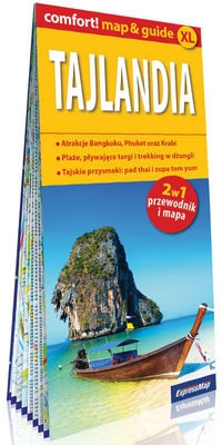 Tajlandia comfort! map&guide XL