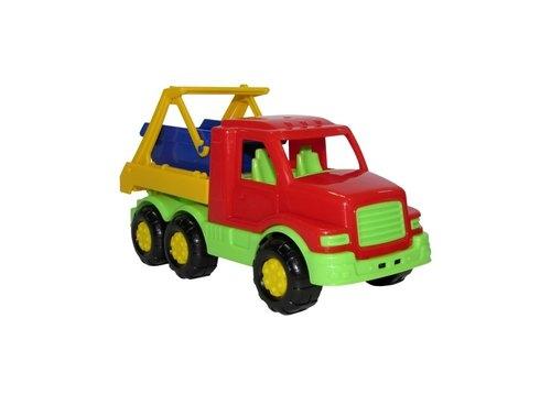 Maxik samochód komunalny