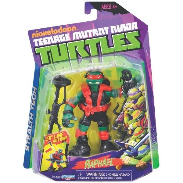 TURTLES Żółwie Ninja Fig . Tech Raph