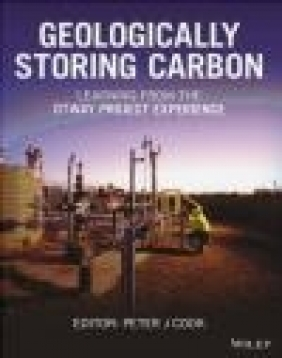 Geologically Storing Carbon: Learning by Doing