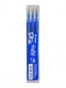 Wkłady do pióra kulkowego Pilot Frixion Ball niebieski 3 szt. (BLS-FR7-L-S3)