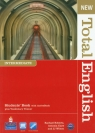 New Total English Intermediate Student's Book with CD Roberts Rachael, Clare Antonia
