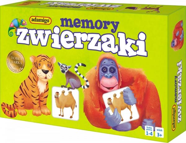 Memory Zwierzaki