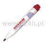 Marker do tablic suchościeralnych Titanum czerwony