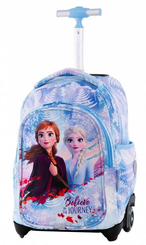Coolpack - Disney - Jack - Plecak na kółkach - Frozen 2 Light (B53305)