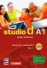 Język niemiecki A1 Podręcznik z ćwiczeniami t.1 z płytą CD