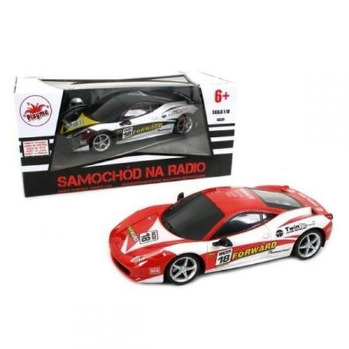 Samochód Ferrari zdalnie sterowany z ładowarką 1:18 (1569189)