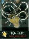 IQ-Test Ćwicz Umysł Podwójne Ósemki