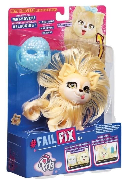 Figurka FAILFIX - Zwierzaki Metamorfoza Preppipaws (MO-12815/MO-12819)