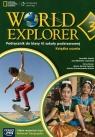 World Explorer 3 Podręcznik + RepetytoriumSzkoła podstawowa Heath Jennifer, Crawford Michele