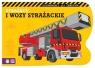 Strażacy i wozy strażackie