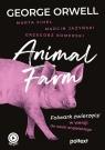 Animal Farm. Folwark zwierzęcy w wersji do nauki angielskiego Orwell George