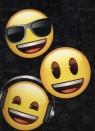 Teczka z gumką A4 Emoji (DRF-62041)