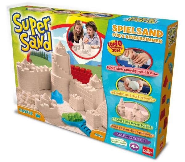 Super Sand Castle Zamek - Goliath (83219406)