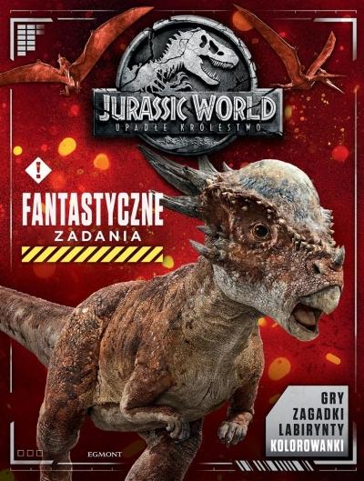 Jurassic World 2. Fantastyczne zadania Katrina Pallant