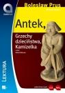 Antek / Grzechy dzieciństwa / Kamizelka  (Audiobook) Prus Bolesław