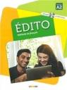 Edito A2 Podręcznik +CD +DVD