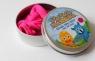 Skacząca Plastelina - Fluorescencyjna różowa
