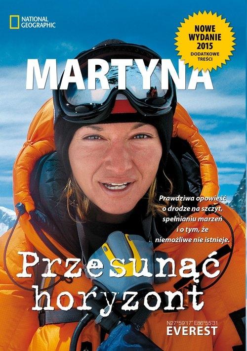 Przesunąć horyzont Wojciechowska Martyna