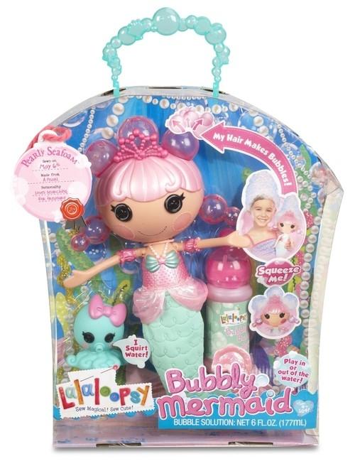 Lalka Lalaloopsy Bubbly Mermaid do kąpieli (527077/527190)