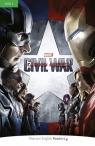 PEGR Marvel Captain America Civil War Bk/MP3 CD (3)