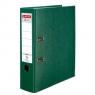 Segregator A4 Herlitz Q.file 8cm PP zielony