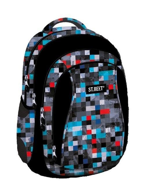 Plecak 4-komorowy St.reet Pixels