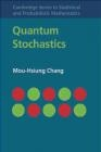 Quantum Stochastics Mou-Hsiung Chang
