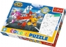 20 elementów, Color Puzzle, Gotowi do odlotu - Super Wings (36519)
